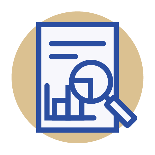 Financial Controllers & Reporting icon